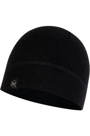 Buff Muts Polar Hat Solid Black Zwart