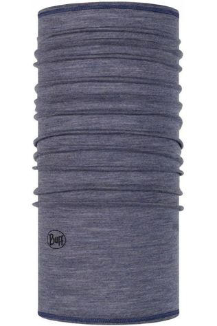 Buff Buff Lightweight Merino Light Denim Multi Stripes Donkerblauw/Wit