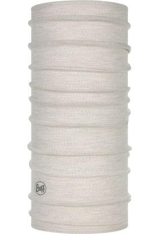 Buff Buff Lightweight Merino Wool Solid Cloud Gebroken Wit