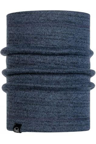 Buff Buff Polar Thermal Neckwarmer Melange Navy Donkerblauw