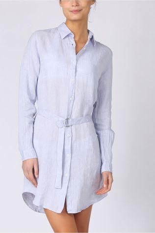Kiwi Dress Liquette Femme light blue