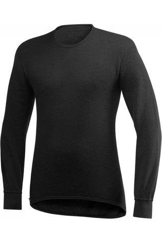 Woolpower Underwear Crewneck 200 (unisex baselayer) black