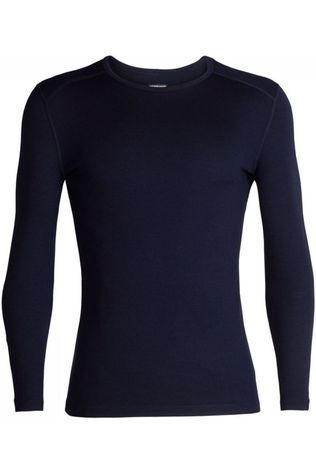 Icebreaker Underwear 260 Tech Ls Crewe Navy Blue