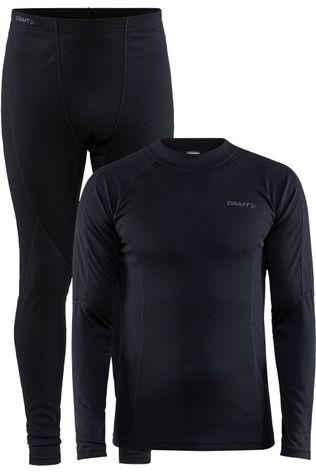 Craft Ondergoed Core Warm Baselayer Set M Zwart