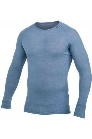 Woolpower Underwear Crewneck Lite (unisex baselayer) blue