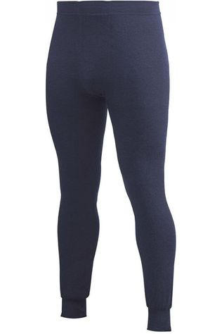 Woolpower Ondergoed Long John 400 (very warm unisex baselayer) Donkerblauw