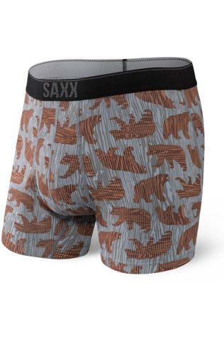Saxx Underwear Quest Light Grey Marle/Assorted / Mixed