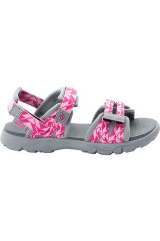 Jack Wolfskin Sandal 2 In 1 mid pink/light grey