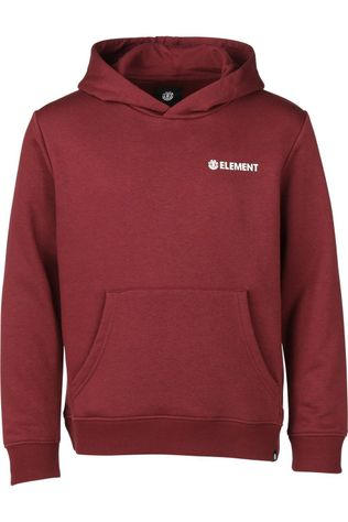 Element Pull Blazin Chest Hood Boy Bordeaux / Marron
