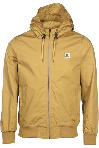 Element Coat Dulcey Light Sand Brown