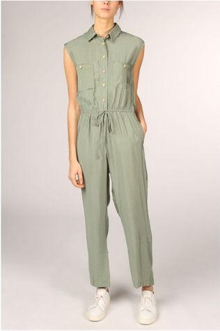 Grace&Mila Jumpsuit Arlington light green
