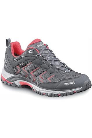 Meindl Shoe Caribe Gore-Tex dark grey/red