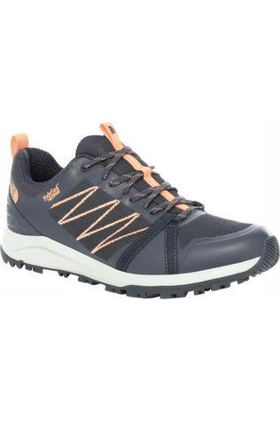 The North Face Chaussure Litwave Fastpack II marine/Rose Clair