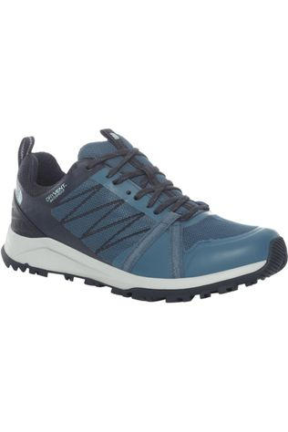 The North Face Shoe Litwave Fastpack II Navy Blue/Dark Blue