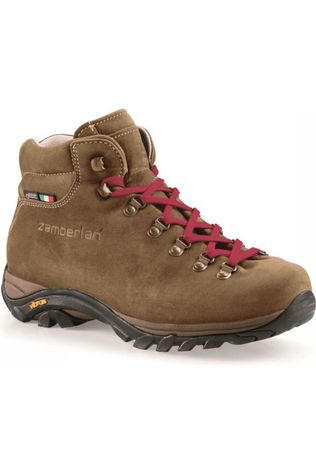 Zamberlan Shoe New Trail Lite Evo Gore-Tex light brown