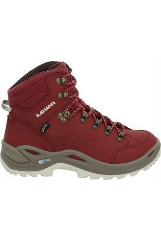 Lowa Shoe Renegade Gore-Tex Mid SP mid red