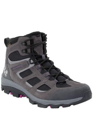 Jack Wolfskin Shoe Vojo 3 Mid Texapore dark grey/purple