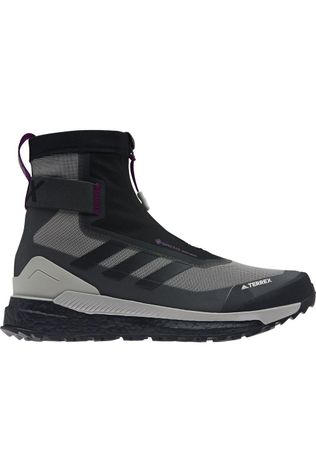 Adidas Shoe Terrex Free Hiker Cold Ready Women mid grey/black