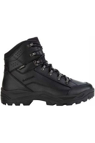 Lowa Shoe Renegade Mid Task Force black