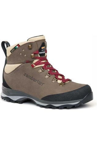 Zamberlan Shoe Amelia Gore-Tex light brown/mid brown