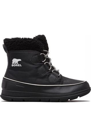 Sorel Winter Boot Sorel Explorer Carnival black