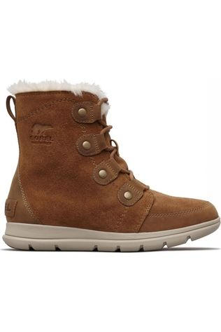 Sorel Winter Boot Explorer Joan Camel Brown