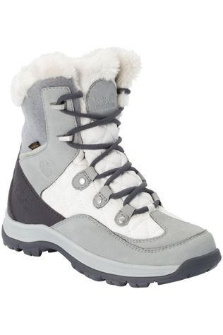 Jack Wolfskin Winter Boot Aspen Texapore Mid white/light grey