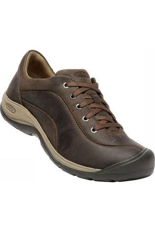 Keen Shoe  Presidio II dark brown/light brown