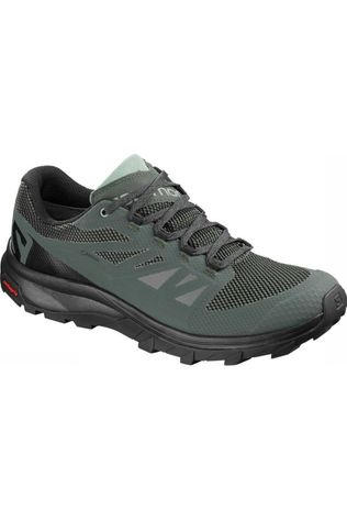 Salomon Chaussure Outline Gore-Tex Gris Moyen
