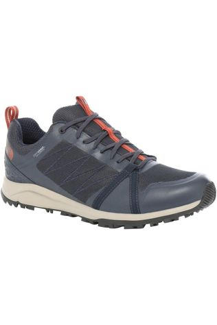The North Face Shoe Litewave Fastpack II Navy Blue