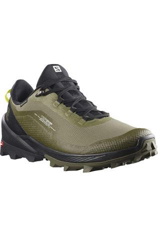 Salomon Schoen Cross Over Gore-Tex Middenkaki/Zwart