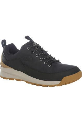 The North Face Shoe Back-To-Berkeley Low Wp Navy Blue/Brown
