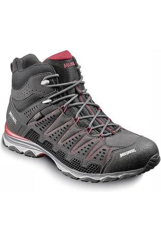 Meindl Shoe X-SO 70 Mid Gore-Tex Surround black/red