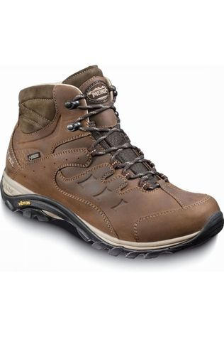 Meindl Shoe Caracas Mid Gore-Tex dark brown