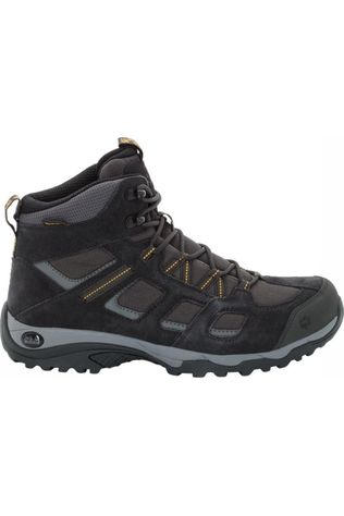 Jack Wolfskin Shoe Vojo Hike 2 Texapore Mid black/dark brown