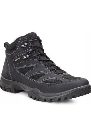 Ecco Schoen Xpedition 3 Dark Mid Gore-Tex Zwart