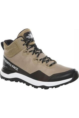 The North Face Shoe Activist Mid Futurelight light brown/black
