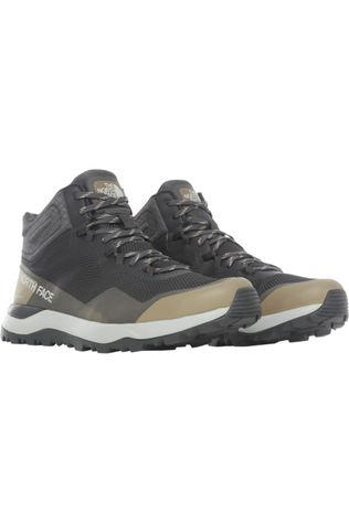 The North Face Schoen Activist Mid Futurelight Middengrijs/Lichtbruin