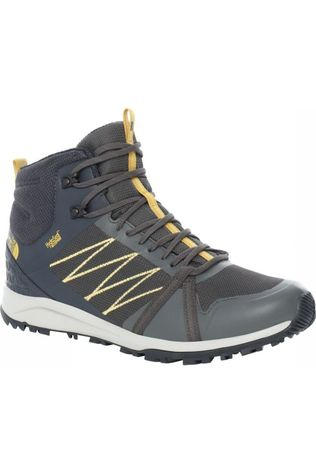 The North Face Shoe Litewave Fastpack II Mid Mid Grey/Marine