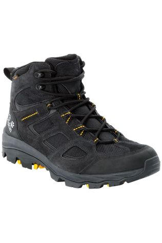 Jack Wolfskin Shoe Vojo 3 Mid Texapore dark grey/yellow