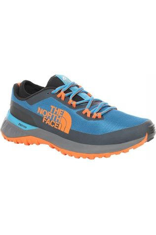 The North Face Chaussure Ultra Traction Bleu Foncé/Orange