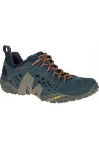 Merrell Shoe Intercept dark blue