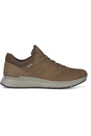 Ecco Shoe Exostride Gore-Tex brown
