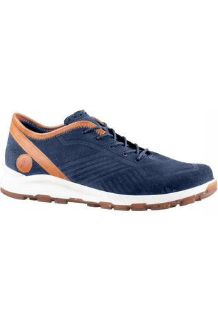 Hanwag Shoe Vion Es Navy Blue/Camel Brown
