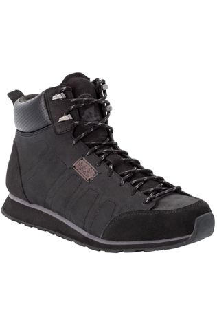 Jack Wolfskin Shoe Mountain Dna Lt Mid black/dark grey