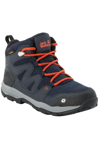 Jack Wolfskin Shoe Mtn Attack 3 Texapore Mid Navy Blue/Dark Blue