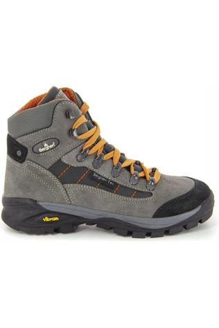 BERGHEN Shoe Tarvisio mid grey/orange