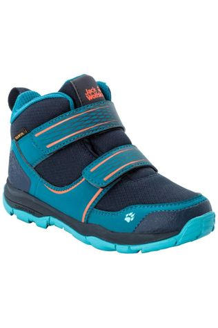 Jack Wolfskin Shoe Mtn Attack 3 Texapore Mid Vc dark blue/blue