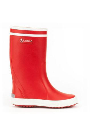 Aigle Boot Lolly Pop red