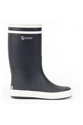 Aigle Boot Lolly Pop Navy Blue